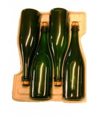 Alvéolo 4 botellas cava -0
