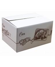 "Caja 12 bot. blanca alveolo DD ""Cava"""